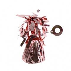 Greutate din folie Rose Gold pentru baloane - Amscan 991365