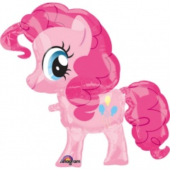Balon folie figurina AirWalker My Little Pony  - 66 x 73 cm, Amscan 26385