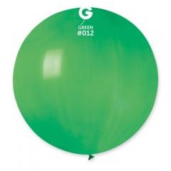 Baloane Latex Jumbo 75 cm, Verde, Gemar G220.12