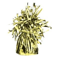 Greutate din Folie Aurie pentru baloane - 150 g, Qualatex 36262