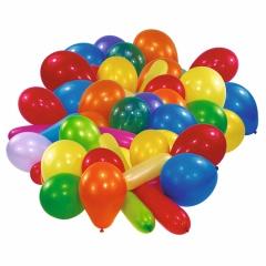 Baloane latex cu diferite forme, Asortate, Amscan 6456, Set 20 buc