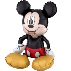 Balon folie figurina Mickey Mouse - 45 x 45 cm, Amscan 38185