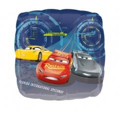 Balon folie 45 cm Cars 3 - Amscan 35364