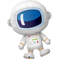 Balon Folie Figurina Astronaut - 94 cm, Qualatex 87966