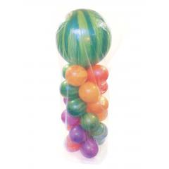 Saci pentru baloane -102 x 12 cm x 220 cm, Qualatex 14843