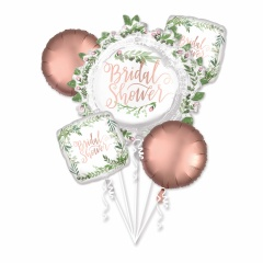 Buchet Baloane Bridal Shower, 38519, set 5 bucati