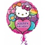 Balon Folie 45 cm Hello Kitty Rainbow, Radar 2944363