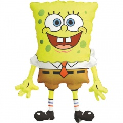 Balon Folie Figurina Sponge Bob - 56 x 71 cm, Amscan 63989